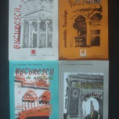 CONSTANTIN BACALBASA - BUCURESCII DE ALTADATA  4 volume (1871-1918), Alta editura