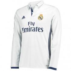 Tricou maneca lunga FC REAL MADRID, 7 ronaldo - Tricou echipa fotbal, Marime: XL, Culoare: Din imagine, De club, Maneca scurta