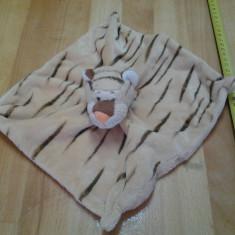 Jucarie de plus - Tigru 22 x 22 cm - Jucarii plus