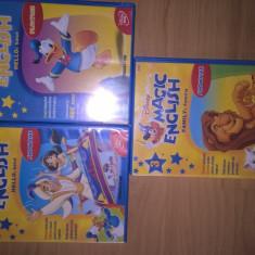 DVD - Magic English cu Mikey Mouse - Carte educativa