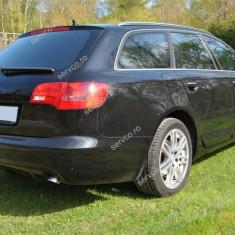 Difuzor evacuare bara spate Audi A6 C6 4F Facelift S line S6 Rs6 ver2 - Body Kit