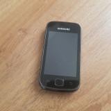 Samsung S5660 Galaxy Gio - 169 lei - Telefon mobil Samsung Galaxy Gio, Negru, Neblocat