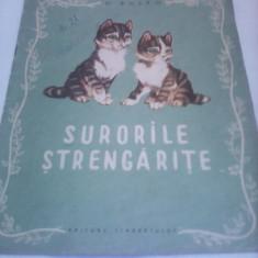 SURORILE STRENGARITE-G.BOIKO EDITURA TINERETULUI 1960 ILUSTRATII P.RENKIN - Carte de povesti