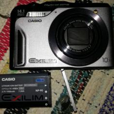Aparat foto Casio Elixim EX-H20G hibrid gps - Aparate foto compacte