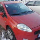 Fiat Grande Punto impecabil an fabricatie 2006 cu 60000 km reali., Benzina, 1400 cmc