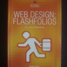 JULIUS WIEDEMANN - WEB DESIGN: FLASHFOLIOS