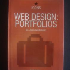 JULIUS WIEDEMANN - WEB DESIGN: PORTFOLIOS
