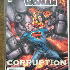 Superman Wonder woman 23 (DC) benzi desenate comic book / WADDER - Reviste benzi desenate Altele