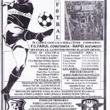 Program meci fotbal FARUL CONSTANTA - RAPID BUCURESTI 18.05.2016