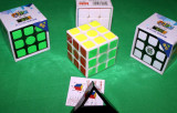 Cub Rubik 3x3x3 - KungFu QingHong Profesional
