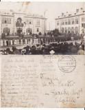 Constanta-Vedere - militara, WWI, WK1- rara, Circulata, Printata
