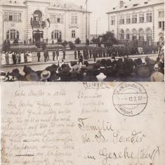 Constanta-Vedere - militara, WWI, WK1- rara