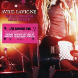 AVRIL LAVIGNE THE BEST DAMN THING Live in Toronto (DVD)