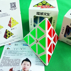 Competitional MOYU Pyraminx - Cub tip Rubik - Jocuri Logica si inteligenta