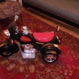 Motocicleta exterior copii 3-6 ani