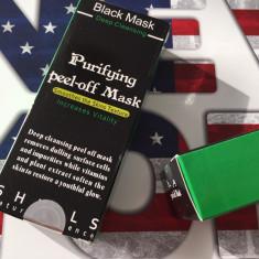 Black mask shills original crema fata puncte negre coșuri acnee import SUA - Masca fata