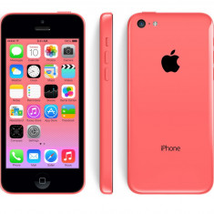 iPhone 5C Apple 'pink' 16 GB, Roz, Neblocat