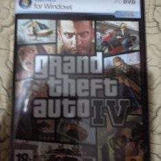 Joc PC GTA IV pentru Windows - Jocuri PC Rockstar Games