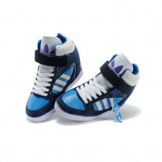 Adidas Amberlight - Adidasi dama, Culoare: Albastru, Marime: 40
