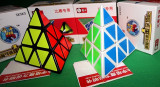 Profesional Shengshou Pyraminx - Cub tip Rubik - 98mm