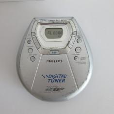 Cd player cu radio FM, Philips