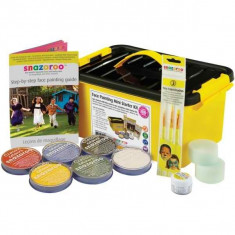 Kit pictura pe fata Set Starter Snazaroo - Face painting copii