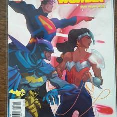 Superman Wonder woman 10 (DC) benzi desenate comic book / WADDER