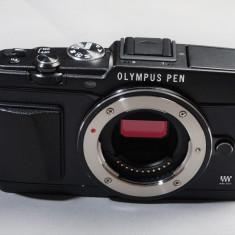 Olympus E-P5 body, ca si nou, maxim 100 cadre facute - Aparat Foto Mirrorless Olympus, Body (doar corp)