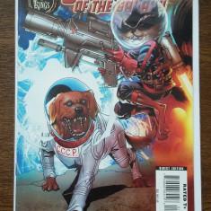 Guardians of Galaxy 15 (Marvel 2009) benzi desenate comic book / WADDER - Reviste benzi desenate
