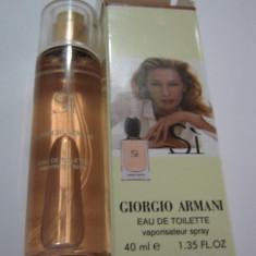 PARFUM 40 ML ARMANI SI --SUPER PRET, SUPER CALITATE! - Parfum femeie Armani, Apa de toaleta