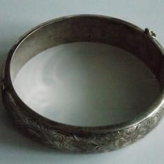 Bratara de argint vintage -946 - Bratara argint