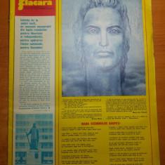 Revista flacara 11 ianuarie 1975-500 de ani de la batalia de la podul inalt