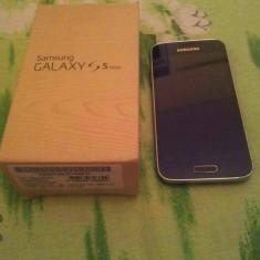 Samsung Galaxy S5 16GB. rezistenta la apa - Telefon mobil Samsung Galaxy S5, Negru, Neblocat, Single SIM