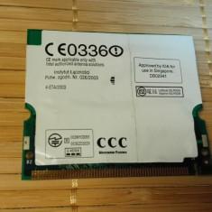 Placa Wireless Laptop Intel WM3A2100