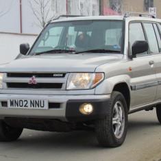 Mitsubishi Pajero Pinin 4x4, 1.8 benzina, an 2002, 95000 km, 1798 cmc