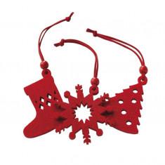 Ornamente pentru Craciun - Set 12 bucati - Ornamente Craciun