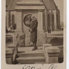 CLUJ NAPOCA KOLOZSVAR LUPOAICA 1931 TIP FOTOGRAFIE - Carte Postala Transilvania dupa 1918, Necirculata