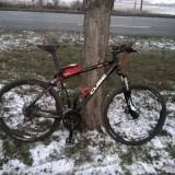 Cube LTD Mountain Bike, 17 inch, 26 inch, Numar viteze: 24