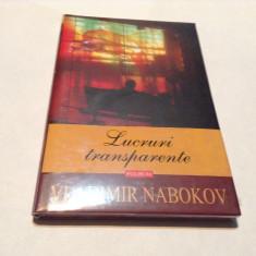 Lucruri transparente -  Vladimir Nabokov,RF11/2
