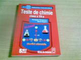 TESTE DE CHIMIE CLASA A VII A -GEORGETA TANASESCU -MARIA NEGOIU, Clasa 7, Alta editura