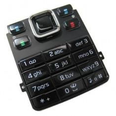 Tastatura Nokia 6300 Originala Neagra Swap - Tastatura telefon mobil