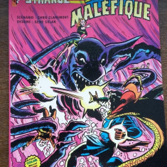Docteur Strange #7 Defi malefique (Artima Marvel) comic book / WADDER - Reviste benzi desenate