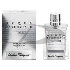 Salvatore Ferragamo Acqua Essenziale Col., 100 ml, Apă de colonie, pentru Barbati - Parfum barbati