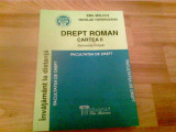DREPT ROMAN -CARTEA II -SUCCESIUNI ,OBLIGATII -EMIL MOLCUT -NICOLAE TOPARCEANU, Alta editura