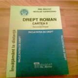 DREPT ROMAN -CARTEA II -SUCCESIUNI ,OBLIGATII -EMIL MOLCUT -NICOLAE TOPARCEANU