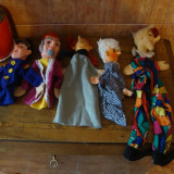 Lot 5 marionete - Colectii
