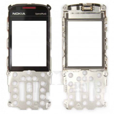 Carcasa Fata Nokia 5130 XpressMusic Originala Swap Rosie