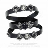 Bratara gotica Trandafirul perfectiunii - Pandantiv fashion