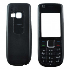 Carcasa Nokia 3100 Clasic Neagra