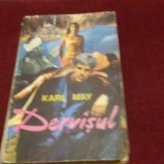 KARL MAY - DERVISUL - Carte de aventura